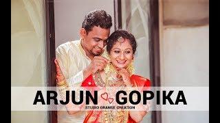 Download lagu Kerala Hindu Wedding Highlight 2019 / Arjun Gopika / Inayae