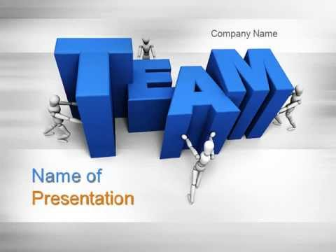 Teambuilding powerpoint template youtube teambuilding powerpoint template toneelgroepblik Gallery