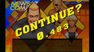 Game Over: Capcom vs. SNK 2 - Mark of the Millenium 2001