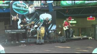 Mick Martin and the Blues Rockers-Voodoo Queen-Ca state fair-2011