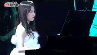 akb48 kouhaku 2013 Miyu x Matsui Sakiko x Rion Azuma.