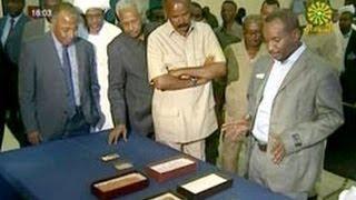 Eritrea: President Isaias Afewerki visits Sudan | Eri-TV