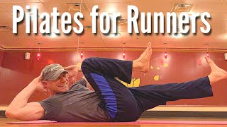 FULL Pilates for Runners Workout - Sean Vigue Fitness