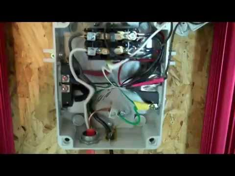 hqdefault how to set up a 4 light grow youtube mlc 8 wiring diagram at crackthecode.co
