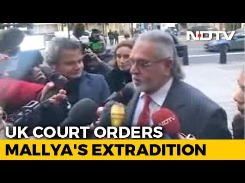 Vijay Mallya To Be Extradited, Rules London Court