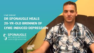 lyme disease Dr Rick Sponaugle heals 20 year old of Lyme induced depression