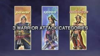 Warriors Orochi  Xbox 360 Trailer - Debut Trailer