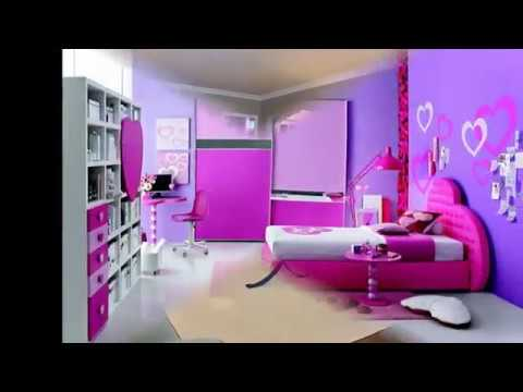 Living Room & Bed Room Color Ideas - Attractive Wall Painting Designs Ideas 2019 (1)