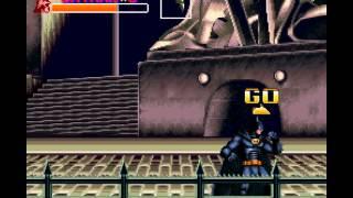 Batman Returns (1993) [SNES]