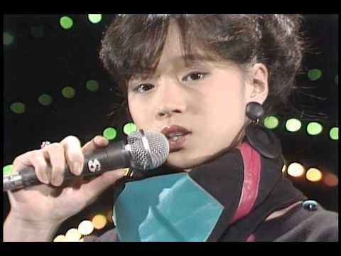 中森明菜 - 禁区 (나카모리 아키나 - 금구) 19830907 요루노히트스튜디오