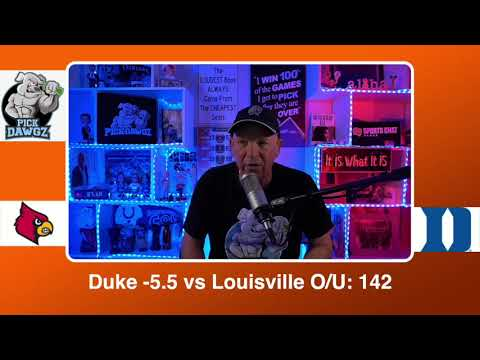 Duke vs Louisville 2/27/21 Free College Basketball Pick and Prediction CBB Betting Tips