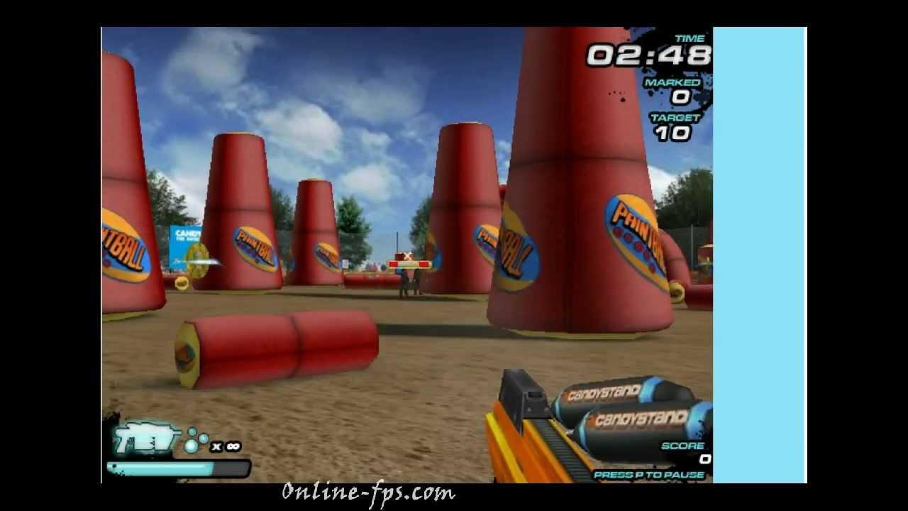 Paintball Smash 2 Gameplay Hd Youtube