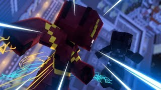 ZOOM VS FLASH ‹ Minecraft Animation ›