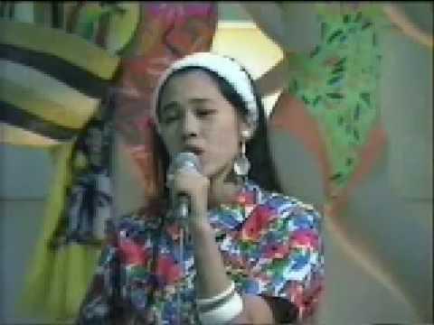 橘友賀 (うちやえゆか)「素顔のままで」(郡山Suncity '91)