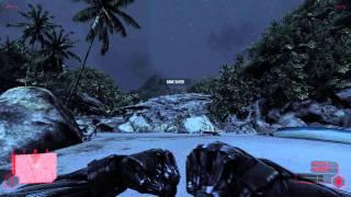 Crysis Walkthrough: Level 1 - Contact [Part 1] HD 5870 Max (1080p)