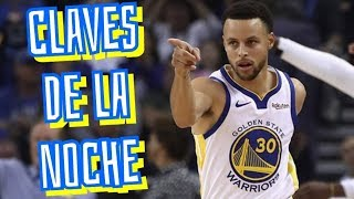COMIENZA LA NBA 2018-19  - TATUM ALL STAR Y STEPHEN CURRY MVP
