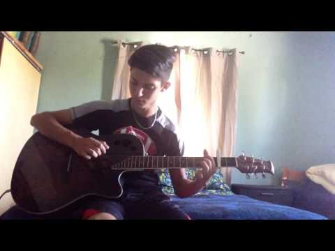 Martin Garrix & Troye Sivan - There for you (Fingerstyle guitar cover)