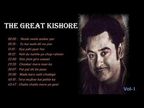 Download Kishore Kumar Hit Songs || Vol-I