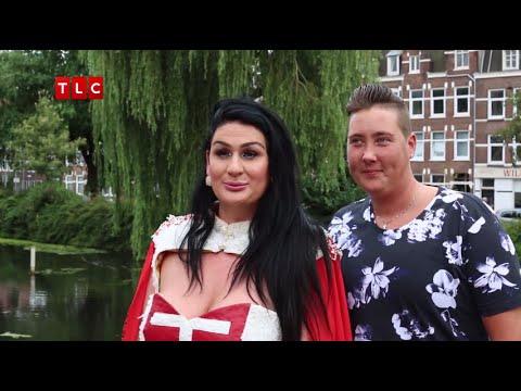 Louisa bij de TransPride in Amsterdam (TLC) 2016