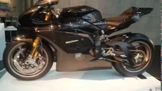 Moto la plus chère du monde :  1 000 000 $ ! ! ! . . . à Top Marques Monaco 2018