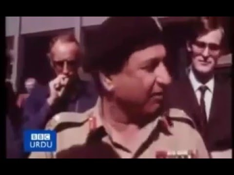 1971 surrender of East Pakistan Army