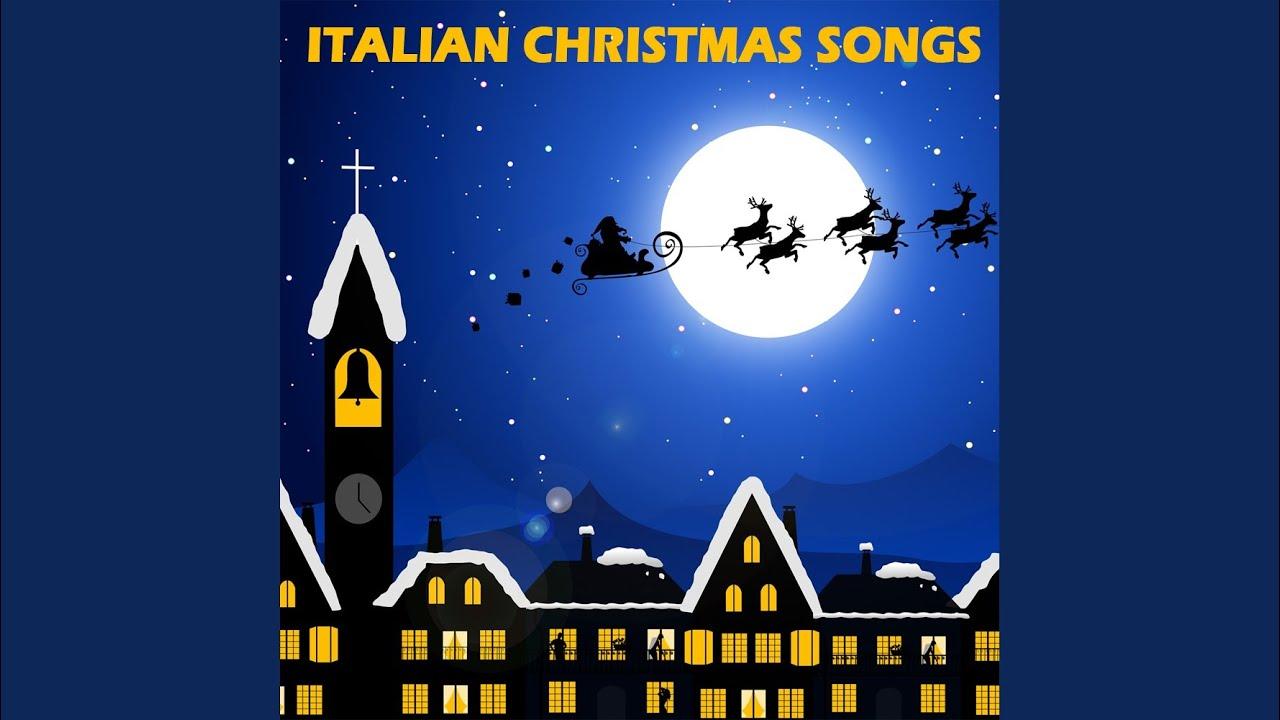 italian christmas carols traditional