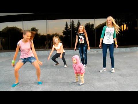 Хип-хоп для детей 6-7 лет - YouTube