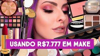 USEI R$7.777 EM MAKE 😱😱😱 - Karen Bachini