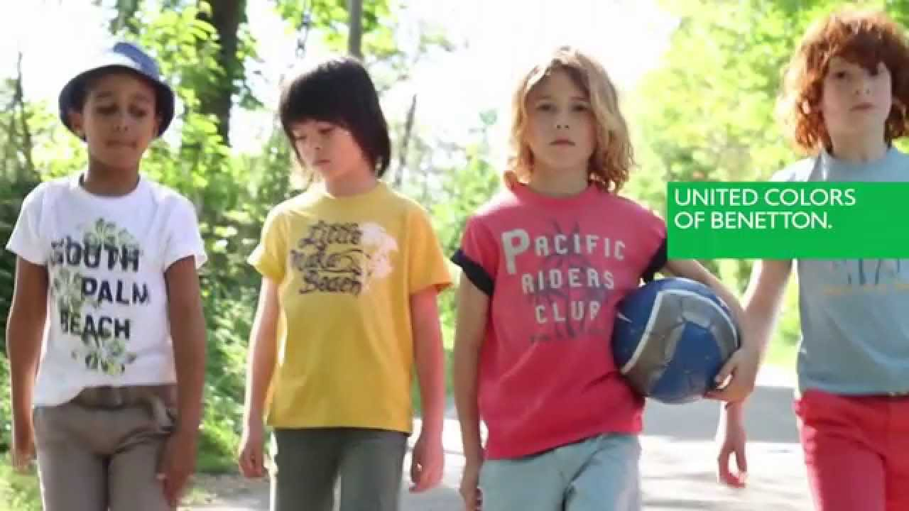 United colors of benetton kids s s 2011 youtube for United colors of benetton usa