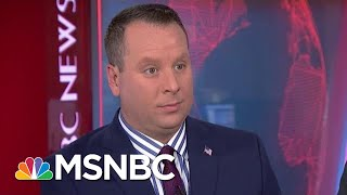 Did Sam Nunberg Hear President Donald Trump Discuss Deals To Silence Women? | Katy Tur | MSNBC