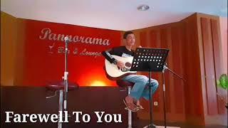 Abeta Mo - Farewell To You (Acoustic Live) - White Lion cover