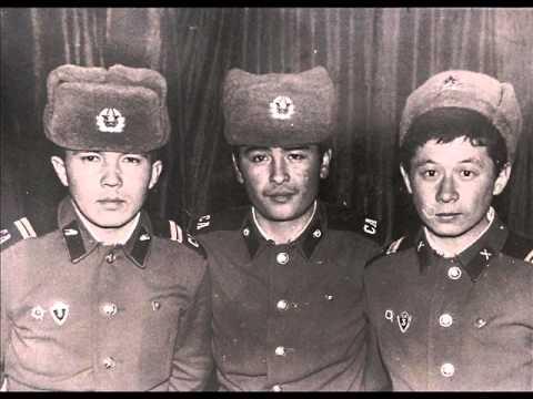 ДМБ 1987-89 Шеви-гоби 123 танковый полк