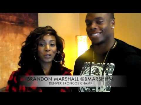 Super Bowl 50 Champ Brandon Marshall Denver Broncos