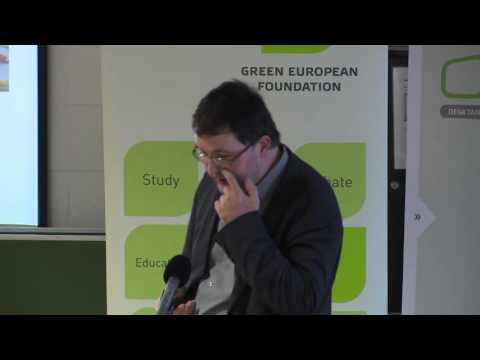 ECOPRO seminar - Lecture Wouter van Besien MP Groen