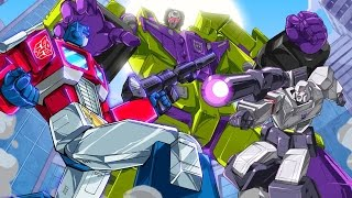 Transformers Devastation - Talk About Games