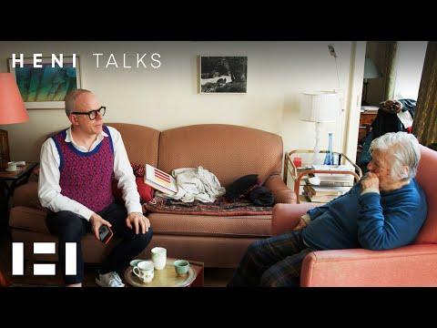 Hans Ulrich Obrist Visits Etel Adnan