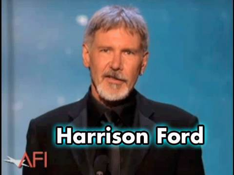 Harrison Ford On Indiana Jones And Sean Connery at the AFI Life Achievement Award