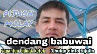 Sapantun Biduak Ketek & Tigo Bulan Cinto Tajalin Cover Pijhon Molay