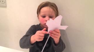 Skrämmande skuggor - bNosy Enkla Experiment för Barn 14
