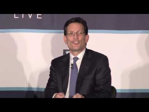 Election Impact Conference 2016: Former Majority Leader Eric Cantor