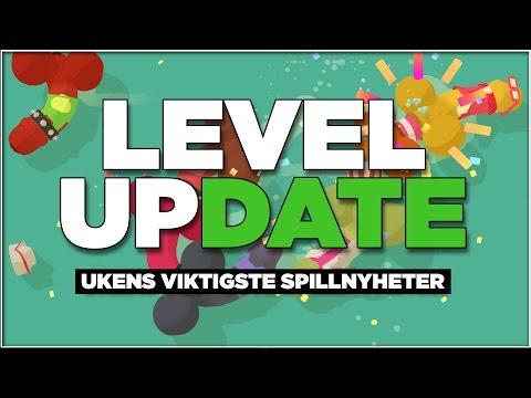 Level Update #26: SCORE, Genital Jousting, Uncharted 4, Super Mario Run