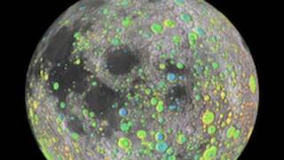 Craters Reveal the Moon