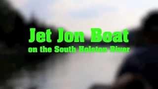 Jet Jon Boat - South Holston River