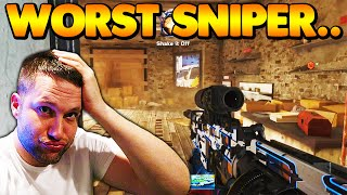 worst sniper in the world not even aim assist rsa interdiction can help me