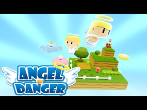 Official Angel in Danger (iOS / Android) Launch Trailer