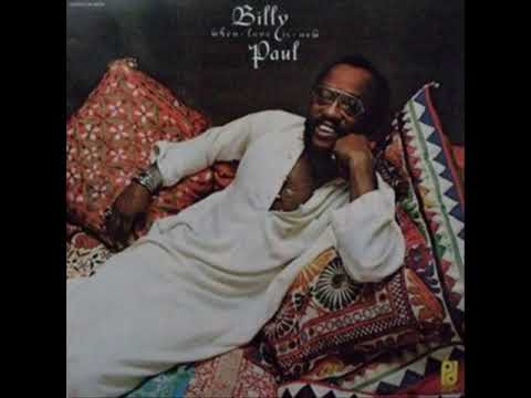 Billy Paul - Let The Dollars Circulate