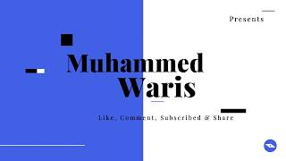 Coolest Black & White Dp Cp Designing In Picart & Phonto Android Apps !! Muhammed Waris ,,,,,