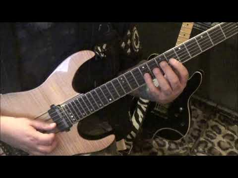 VAN HALEN   THE FULL BUG   Guitar Lesson by Mike Gross   How to play