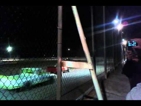 Jesse's First Race at Madras Speedway
