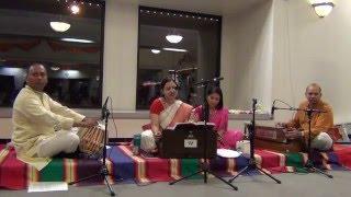 Meera Bhajan - Chakar Rakho Ji - By Madhuri J